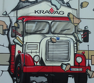 Graffiti & Auftragsarbeiten